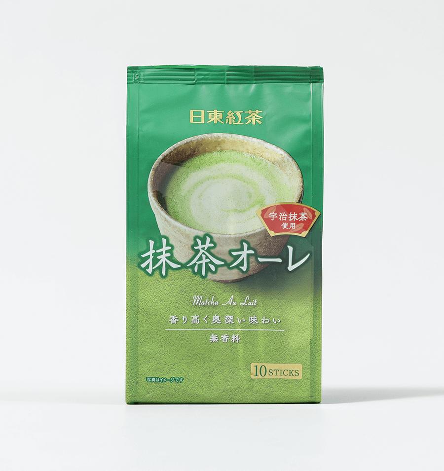 抹茶味速溶奶茶