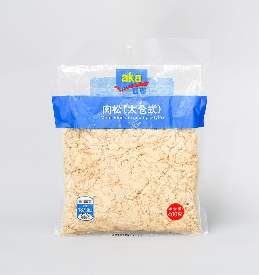 即食肉松(太仓式)