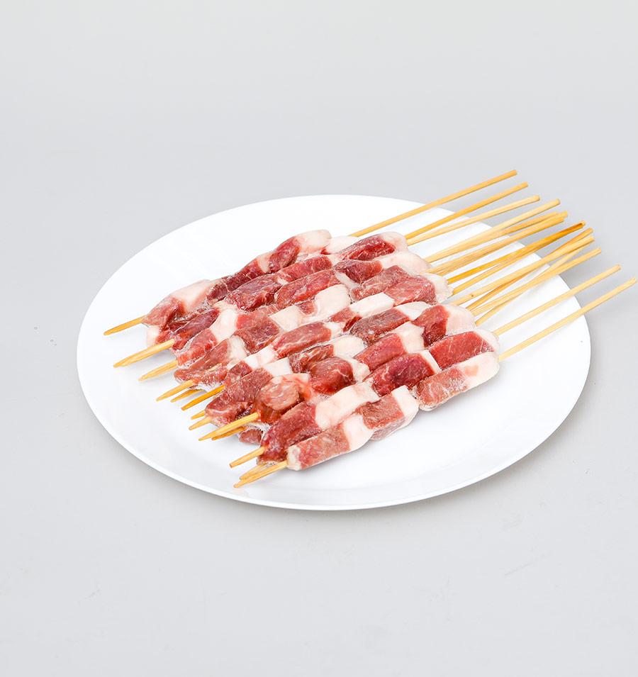冻羊肉串(原味)