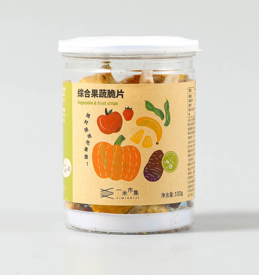 严选综合果蔬脆片