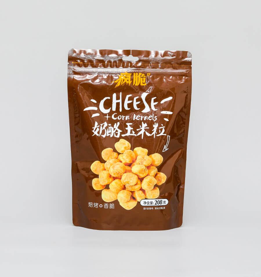 奶酪玉米粒