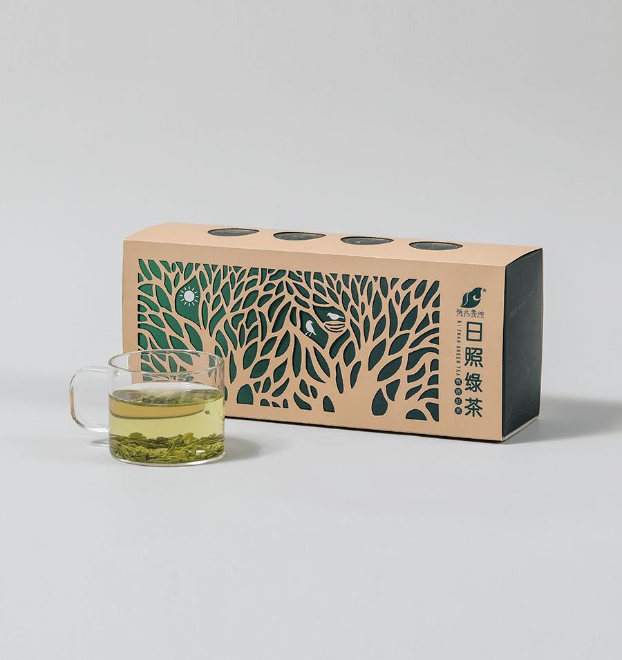 日照绿茶78g