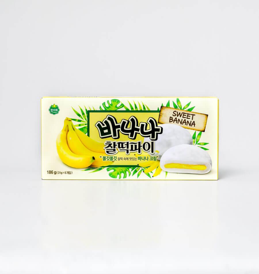 香蕉味打糕
