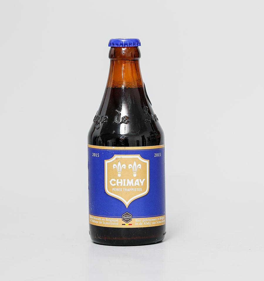 比利时蓝帽啤酒