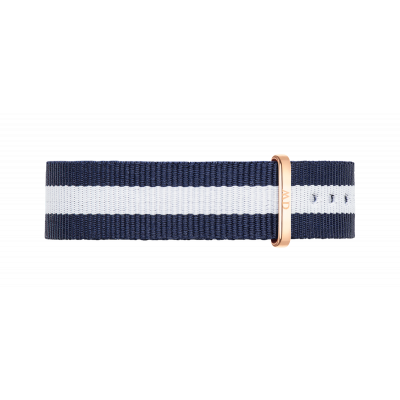 Watch band Classic Glasgow rose gold 18
