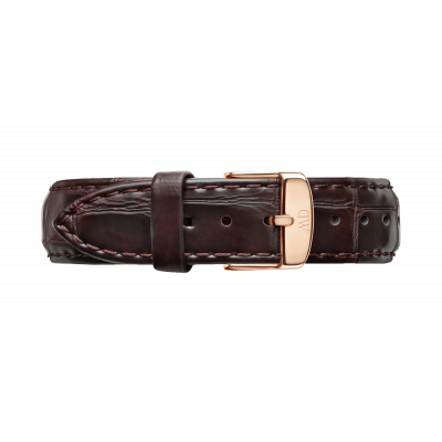Watch band Classic York rose gold 18
