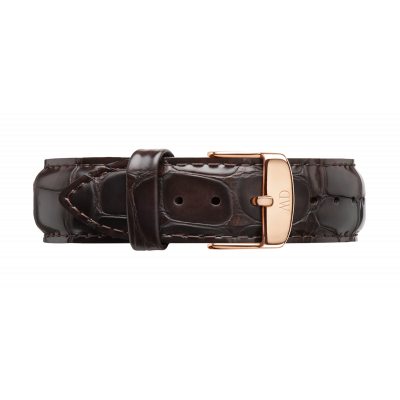 Watch band Classic York rose gold 20