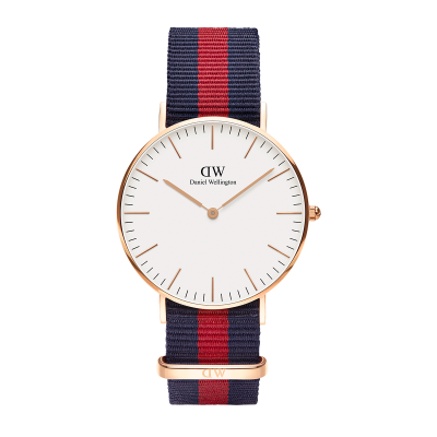 Classic Oxford Rose Gold 36mm