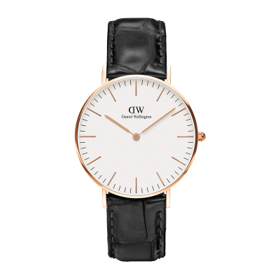 Classic Reading Rose Gold 36mm