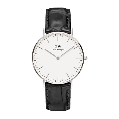 Classic Reading Silver 36mm