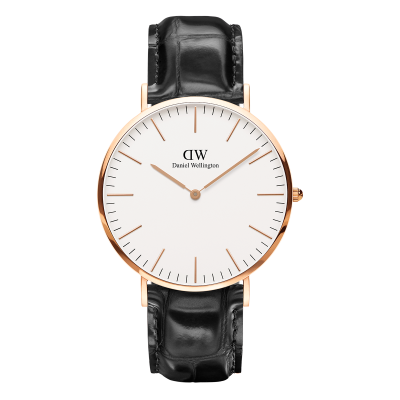 Classic Reading Rose Gold 40mm