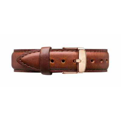 Watch band Classy St  Mawes rose gold 17