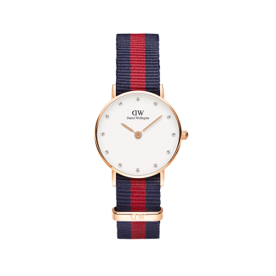 Classy Oxford Rose Gold 26mm