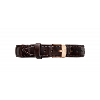 Watch band Classy York rose gold 13