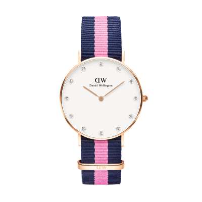 Classy Winchester Rose Gold 34mm
