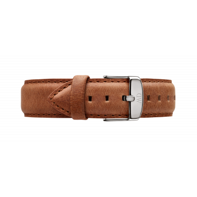 Watch band Classic Durham silver 18