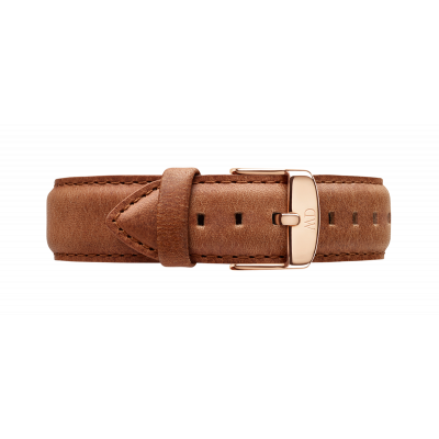 Watch band Classic Durham rose gold 18